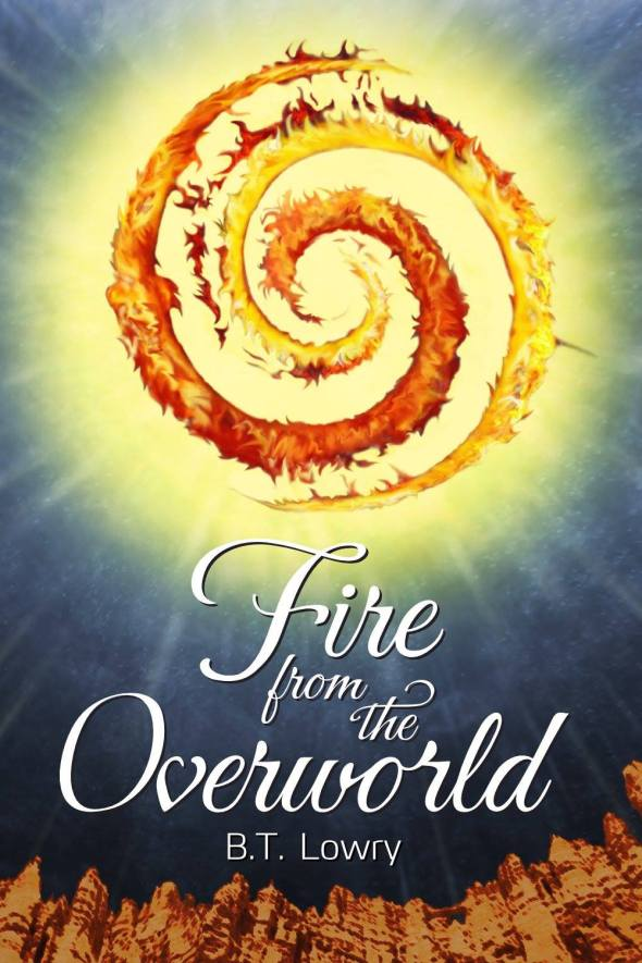 Fire from the Overworld cover final