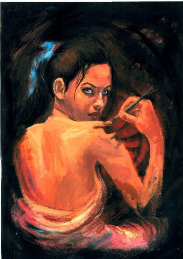 artwork by Alina Gaboran